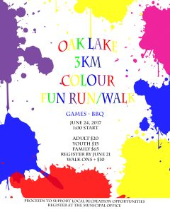Colour Fun Run/Walk